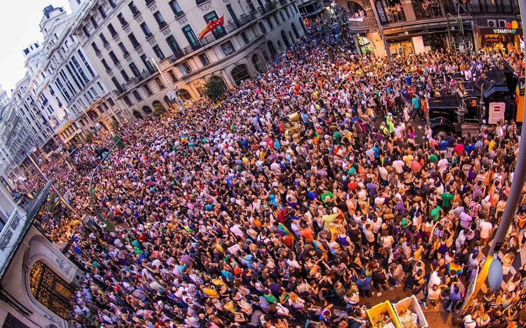 El pregón de Madrid Orgullo: ¡Imprescindible!