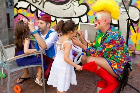 Actividades infantiles en Madrid Orgullo 2016