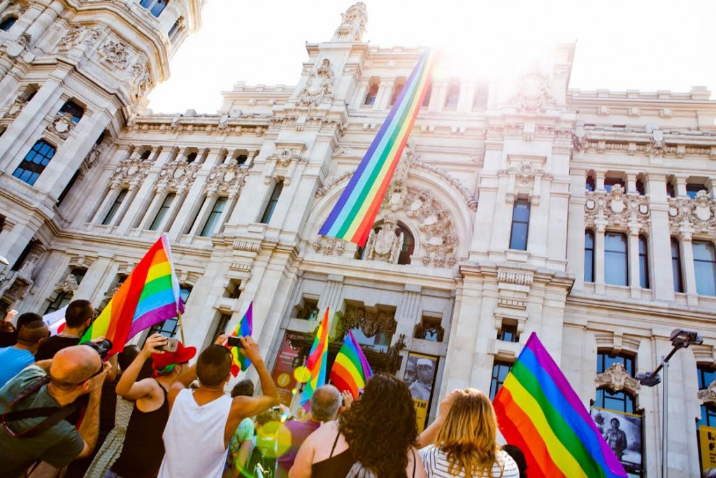 ¡No te pierdas Madrid Orgullo 2016!