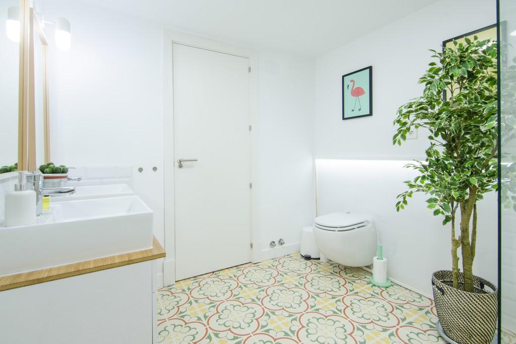 El baño, un elemento indispensable en las viviendas de alquiler vacacional