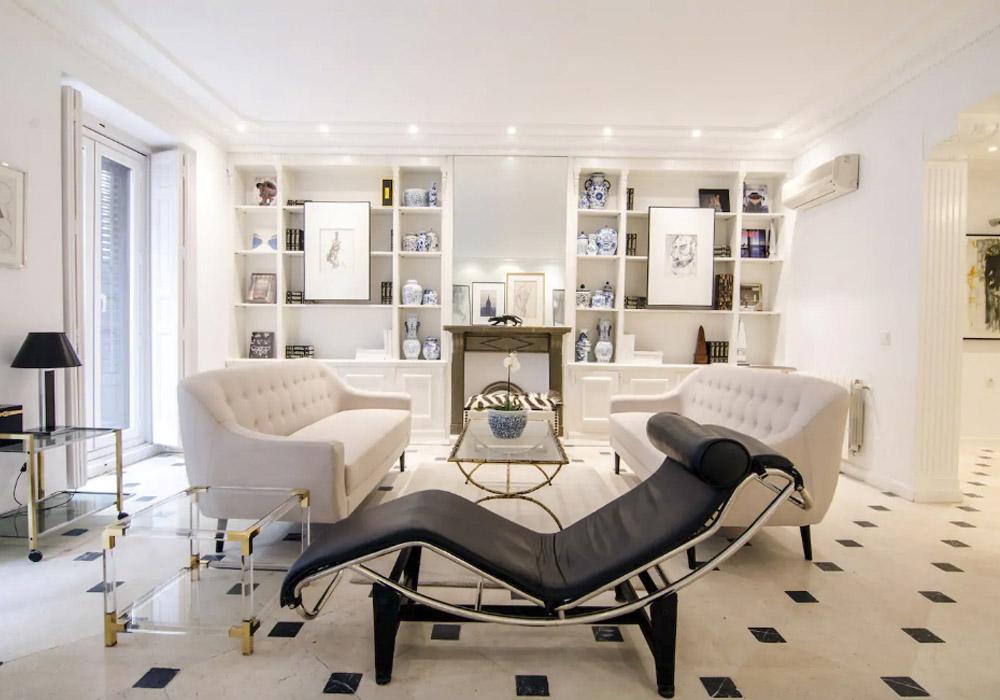 Otro ejemplo de una de las viviendas turísticas de Madrid de Minty Host